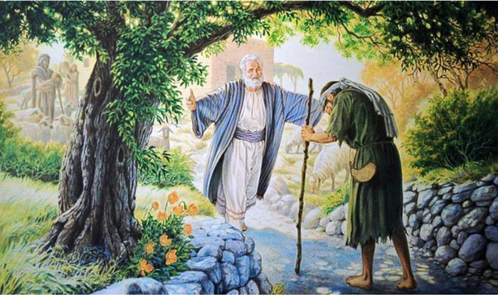 De vrijgevige God